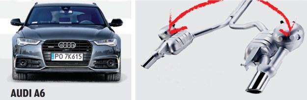 Głośniki w wydechu sprawią, że każdy silnik zabrzmi jak V8. /Motor