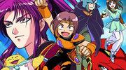 Głośny japoński serial anime