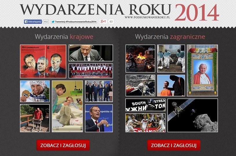 Głosowanie dobiegło końca /INTERIA.PL