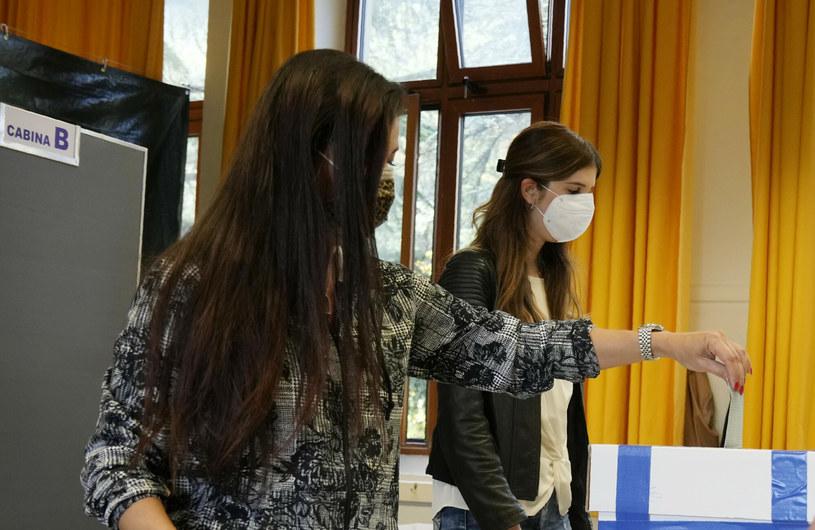 Głosowanie w referendum na temat aborcji w San Marino /Associated Press /East News