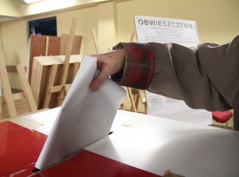 Głosowanie w wyborach samorządowych odbędzie się 16 listopada /Adrian Ślazok /Reporter