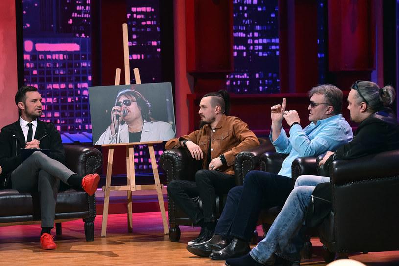 Główną okazją do spotkania artystów w studiu TVP było 20-lecie kariery muzycznej Klanu Cugowskich /Styl.pl/materiały prasowe