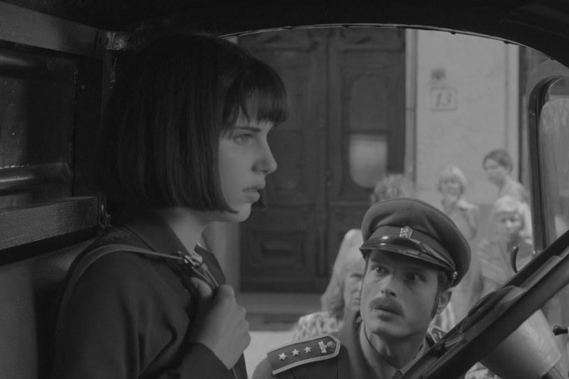 """Główną rolę w dramacie """"Ja, Olga Hepnarova"""" gra Michalina Olszańska /materiały prasowe"""