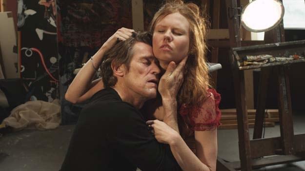 """Główną rolę w filmie """"4:44 Last Day on Earth"""" gra Willem Dafoe. /materiały prasowe"""