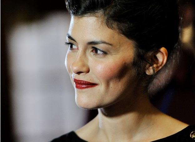 """Główną rolę w filmie nakręconym na podstawie ksiązki """"Delikatność"""" zagrała Audrey Tautou /Getty Images"""
