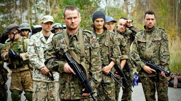 """Główną rolę w """"Misji: Afganistan"""" gra Paweł Małaszyński /materiały prasowe"""