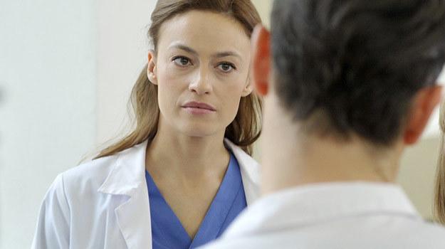 """Główną rolę w """"Szpitalu Alicji"""" gra Magdalena Różczka /AKPA"""