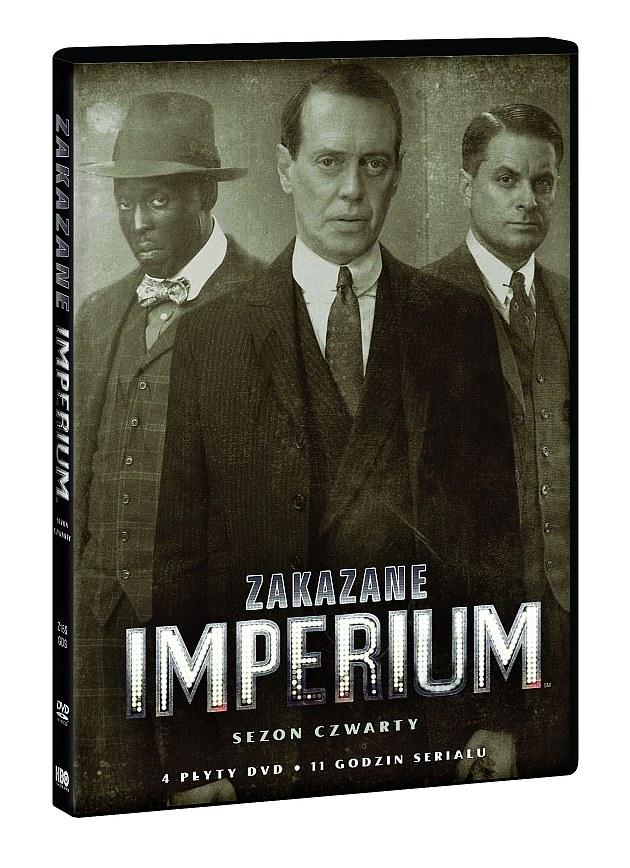 """Główną rolę w """"Zakazanym imperium"""" zagrał Steve Buscemi (""""Fargo"""", """"Big Lebowski"""", """"Wściekłe psy""""). /materiały dystrybutora"""
