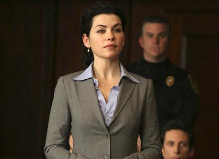 """Główną rolę zagrała w serialu Julianna Margulies, znana z """"Ostrego dyżuru"""" /Polsat"""