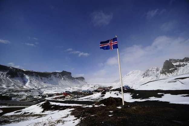 Główna stopa procentowa Islandii wynosi 4,50 proc /AFP