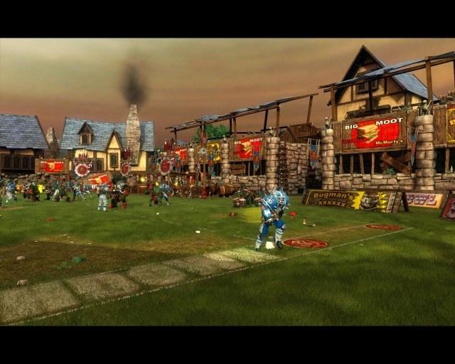 Główną zaletą Blood Bowl jest licencja firmy Games Workshop /INTERIA.PL