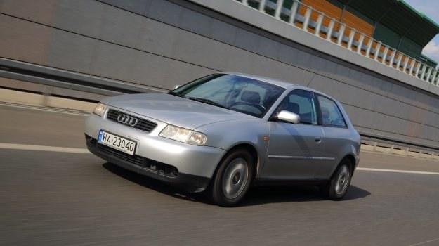 Główną zaletą kompaktowego Audi jest bardzo dobre zabezpieczenie antykorozyjne. /Motor