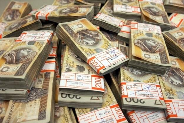 Główną zaletą kredytu konsolidacyjnego jest zmniejszenie wysokości raty, fot. Adam Jagielak /Reporter