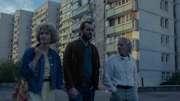"""Główne role w """"53 wojnach"""" grają Magdalena Popławska i Michał Żurawski /NEXT FILM /Materiały prasowe"""