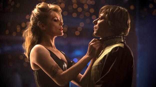 """Główne role w """"Wenus w futrze"""" grają Emmanuelle Seigner i Matthieu Amalric. /materiały dystrybutora"""