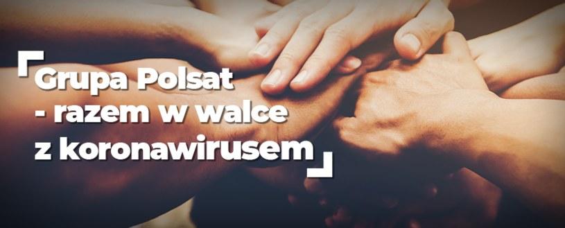 Główny akcjonariusz Grupy Polsat Zygmunt Solorz i Grupa Polsat przeznaczyli już około 50 milionów złotych na wsparcie społeczeństwa i służby zdrowia podczas walki z pandemią koronawirusa. /Źródło: grupapolsat /
