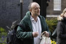 Główny doradca Borisa Johnsona uciekł z Downing Street