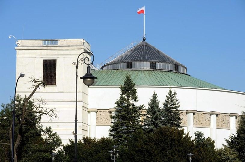 Główny gmach Sejmu /Wojciech Stróżyk /Reporter