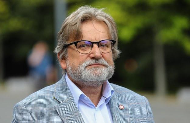 Główny Inspektor Sanitarny Jarosław Pinkas /Rafał Guz /PAP