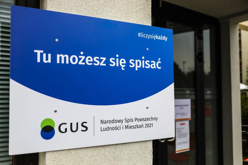 """Główny Urząd Statystyczny organizuje """"noc spisową"""" /Adam Burakowski /Reporter"""