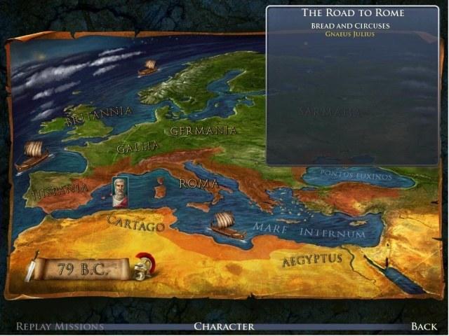 Głównym celem gry jest przejęcie kontroli nad całym Rzymem /Informacja prasowa
