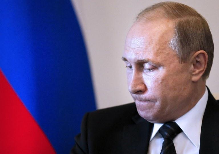 """""""Głównym motywem działania Kremla nie jest obawa przed NATO, lecz strach przed destabilizacją wewnątrz kraj"""" /AFP"""