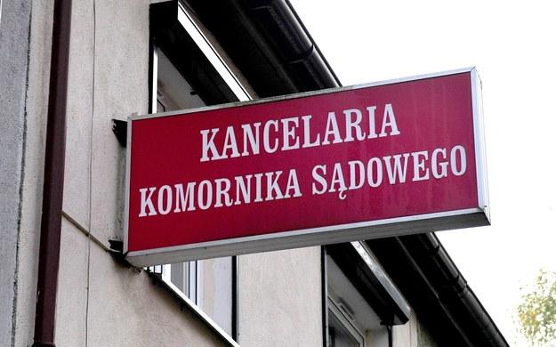 Głównym powodem patologii jest brak nadzoru nad pracą komorników /Marcin Bielecki /PAP