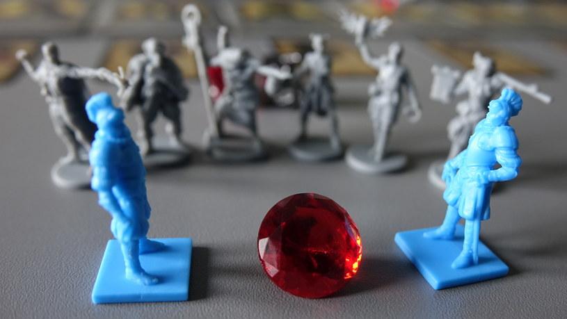 Głównym zadaniem graczy jest zdobycie klejnotu cesarzy /INTERIA.PL