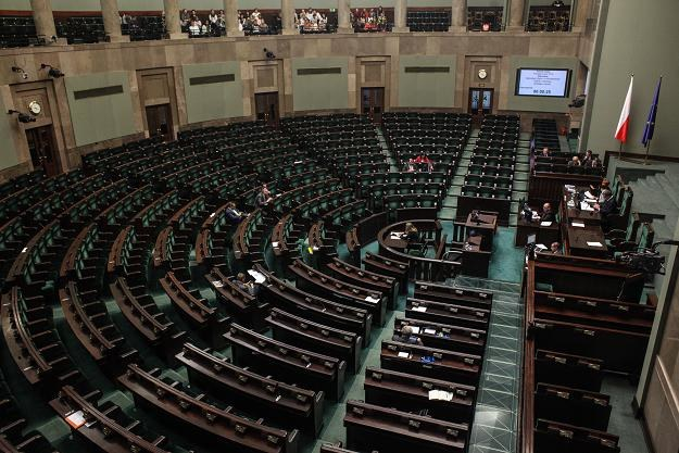 Głupi pomysł rządu został utrącony w Sejmie /PAP