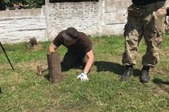 Głuszyca: Szukają armaty pod płytą boiska