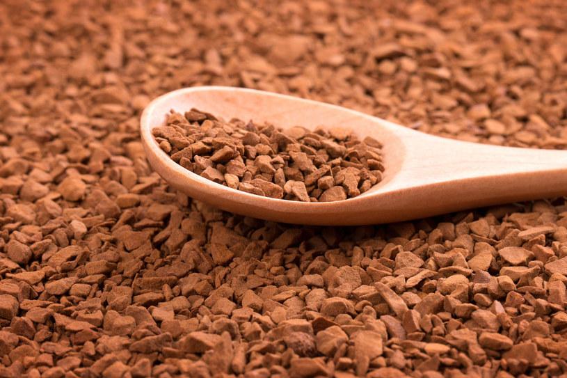 Gluten możesz znaleźć nawet w kawie rozpuszczalnej /123RF/PICSEL