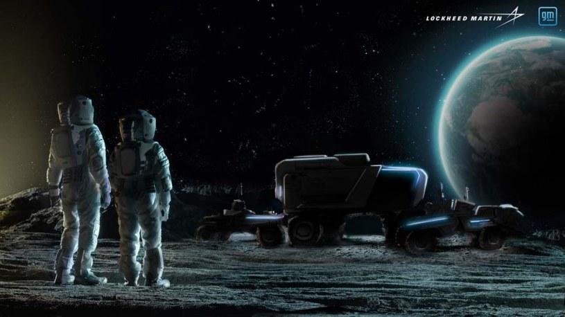 GM i Lockheed Martin współpracują z NASA /materiały prasowe