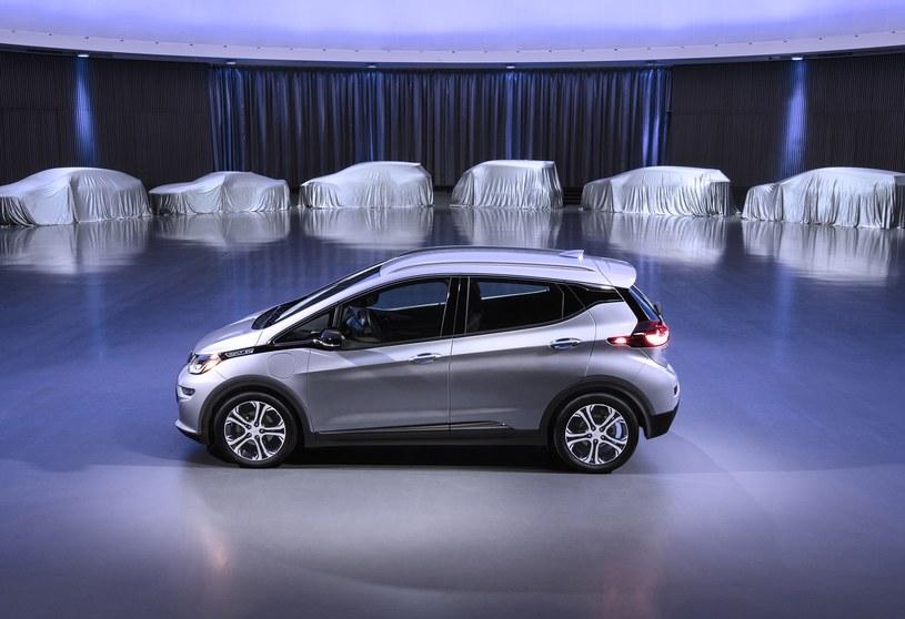 GM planuje aż 20 nowych modeli elektrycznych /