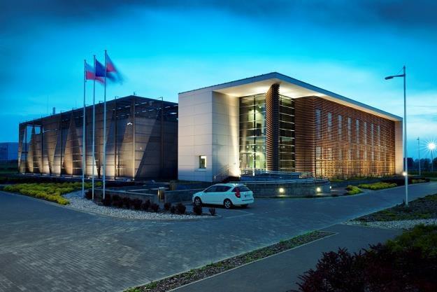 Gmach Centrum Przetwarzania Danych resortu finansów /Informacja prasowa