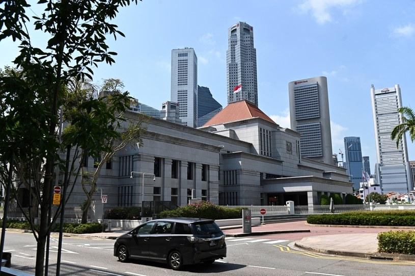 Gmach parlamentu w Singapurze /ROSLAN RAHMAN / AFP /AFP
