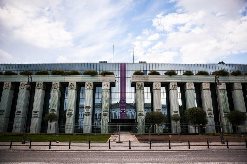 Gmach Sądu Najwyższego w Warszawie /Adam Burakowski /Reporter
