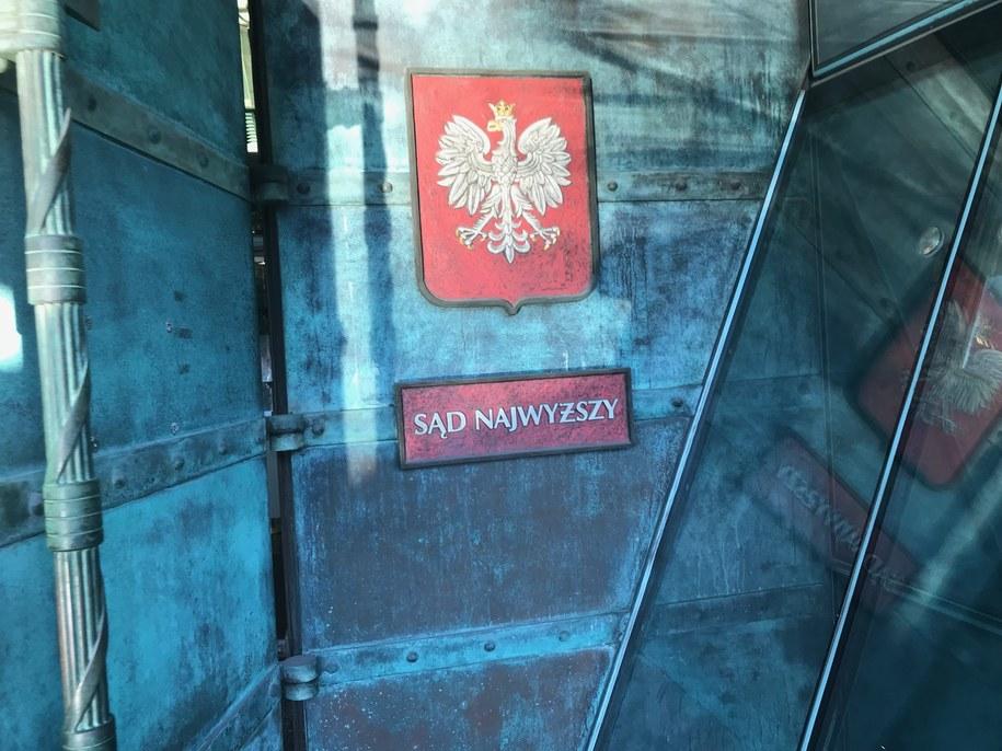 Gmach Sądu Najwyższego /Mariusz PIekarski /Archiwum RMF FM