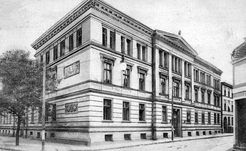 Gmach sądu, w którym urzędował Krueger. Fot. Tadeusz Galec, Archiwum historiachojnic. com /