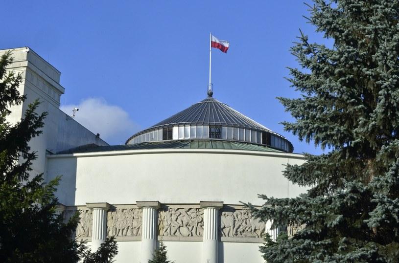Gmach Sejmu, zdj. ilustracyjne /Wlodzimierz Wasyluk /East News