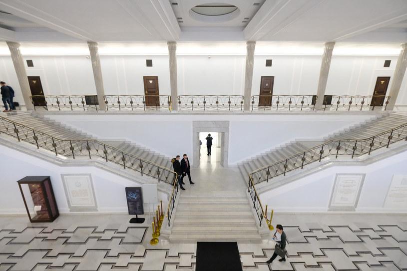 Gmach Sejmu, zdj. ilustracyjne /Mateusz Grochocki /East News