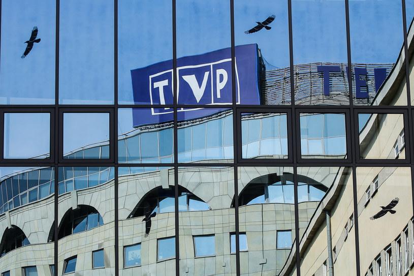 Gmach TVP /Michal Dyjuk /East News