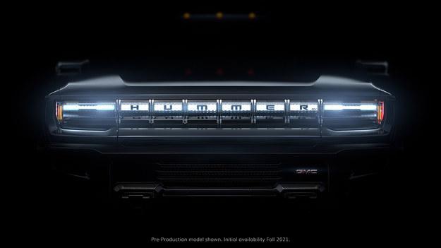 GMC Hummer EV /
