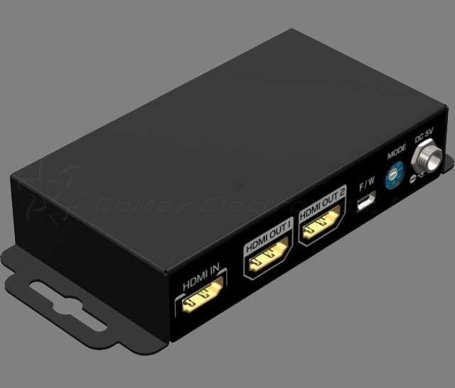GMX SP-5002IZ Rozdzielacz HDMI 2.0 /materiały prasowe