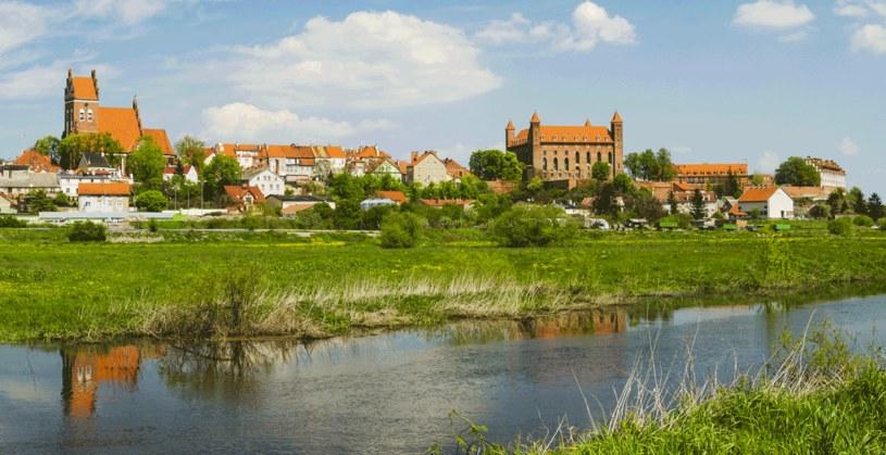 Gniew, panorama miasta /123RF/PICSEL