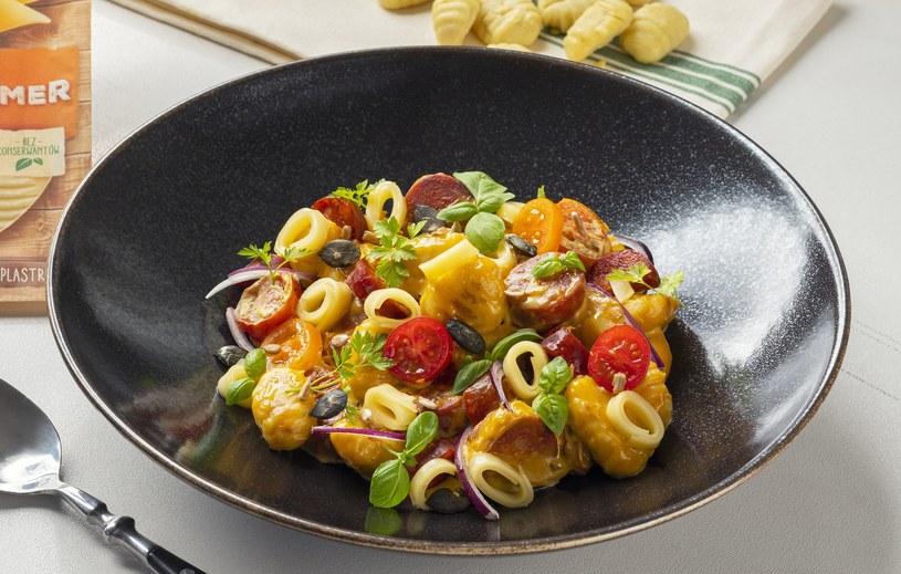 Gnocchi z serem Maasdamer /materiały prasowe