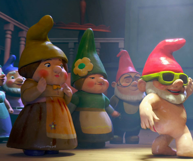 """Gnomeo i Julia. Tajemnica zaginionych krasnali"" [trailer]"