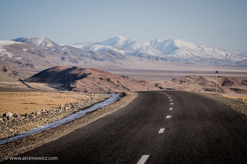 Gobi to największa pustynia Azji, większa na świecie jest tylko Sahara /materiały prasowe