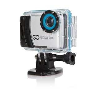 Goclever DVR Extreme Silver -  kamerka 2 w 1 za 199 zł w Biedronce