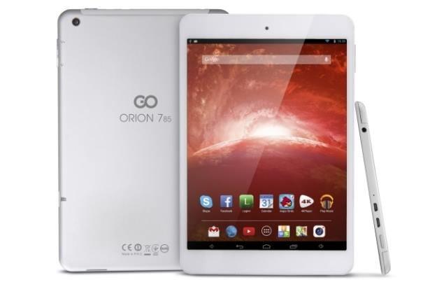 Goclever Orion 785 - udany niedrogi tablet z Androidem /materiały prasowe