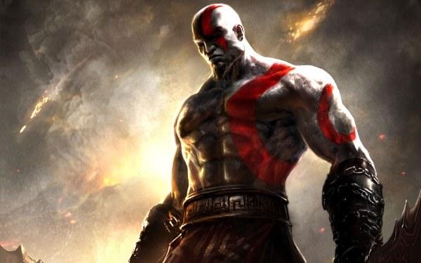 God of War: Duch Sparty - motyw graficzny /Informacja prasowa